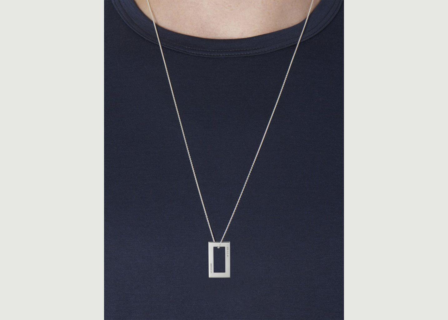 Collier Médaille 3.4g - Le Gramme