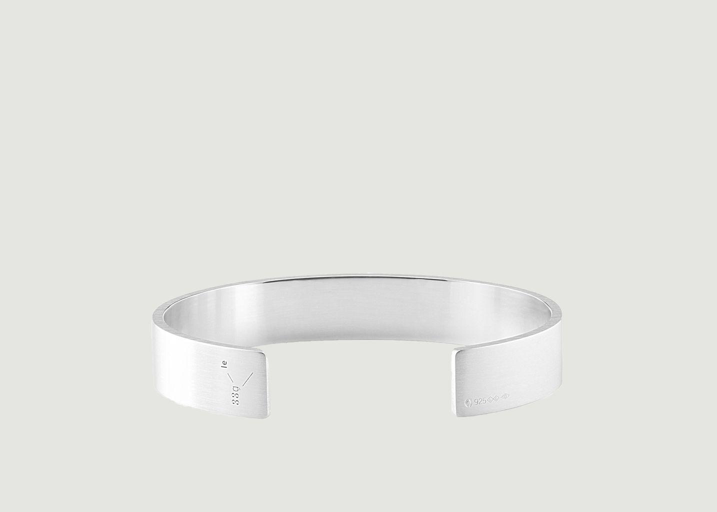 Bracelet Le 33 Grammes - Le Gramme