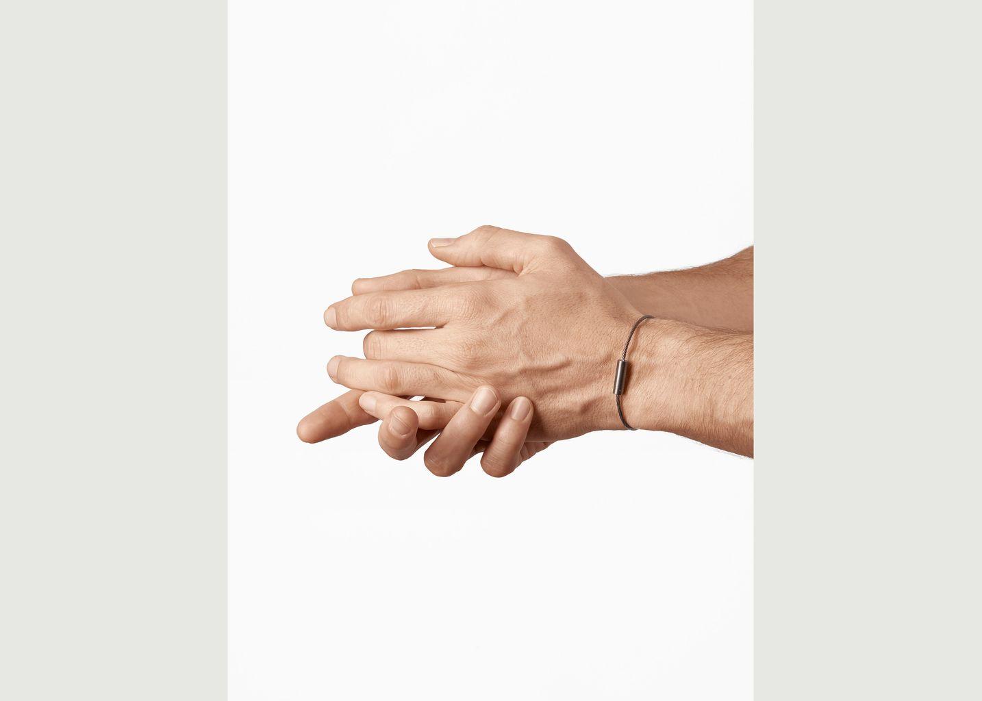 Bracelet Câble Le 7 Grammes - Le Gramme