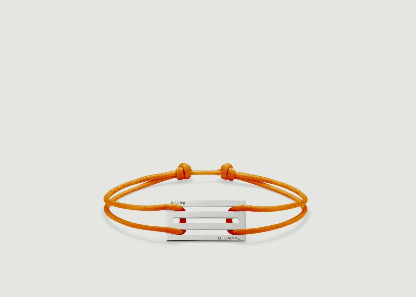 Bracelet Cordon Le 33/10g - Le Gramme