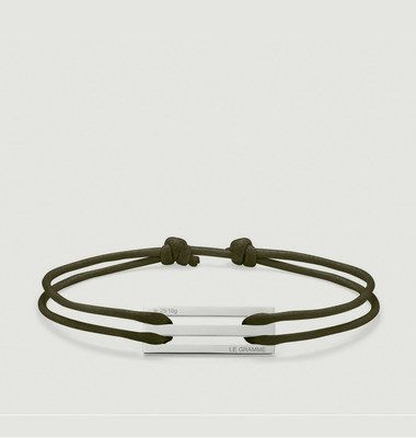 Bracelet Cordon Le 25/10g