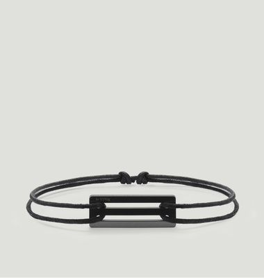 Bracelet Cordon Céramique Le 17/10g