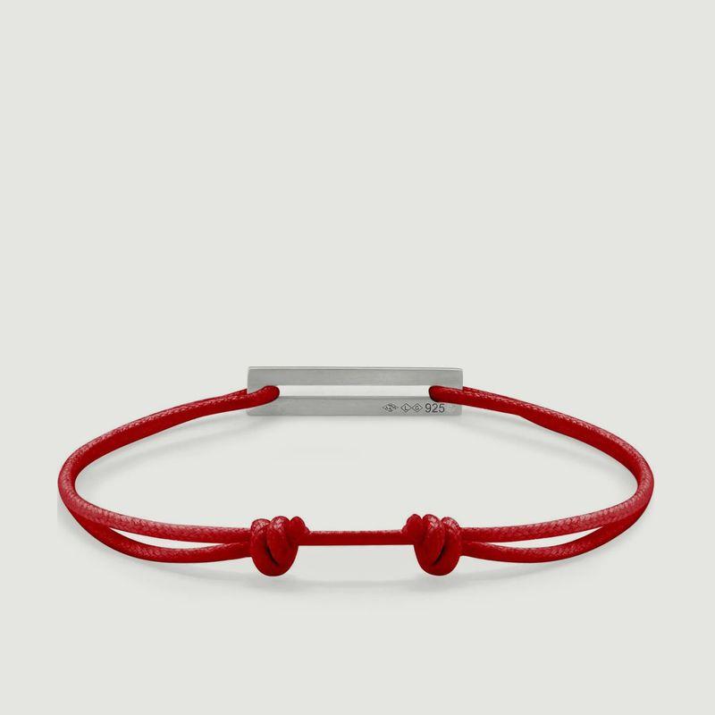 Bracelet cordon 1.7 grammes - Le Gramme