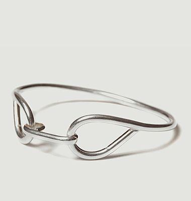 Bracelet argent I-VIII