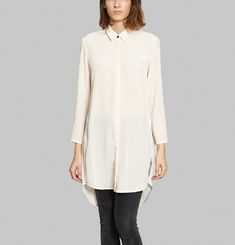 Monumental Shirt Dress