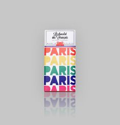 Paris Chocolate Bar