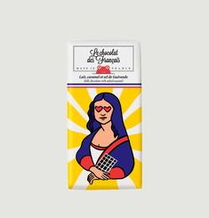 Tablette La Joconde - Lait Caramel et Sel de Guérande