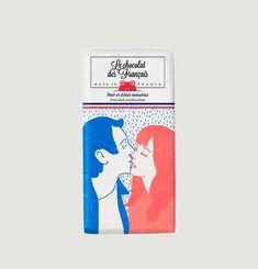 Tablette de Chocolat Le Baiser - Noir noisettes
