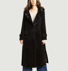 Manteau Cocon