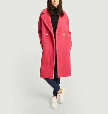 Flared coat
