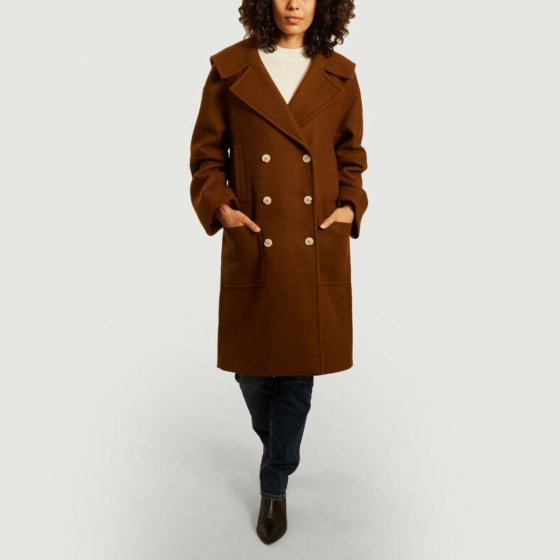 Manteau Parametre à capuche - Maison Lener