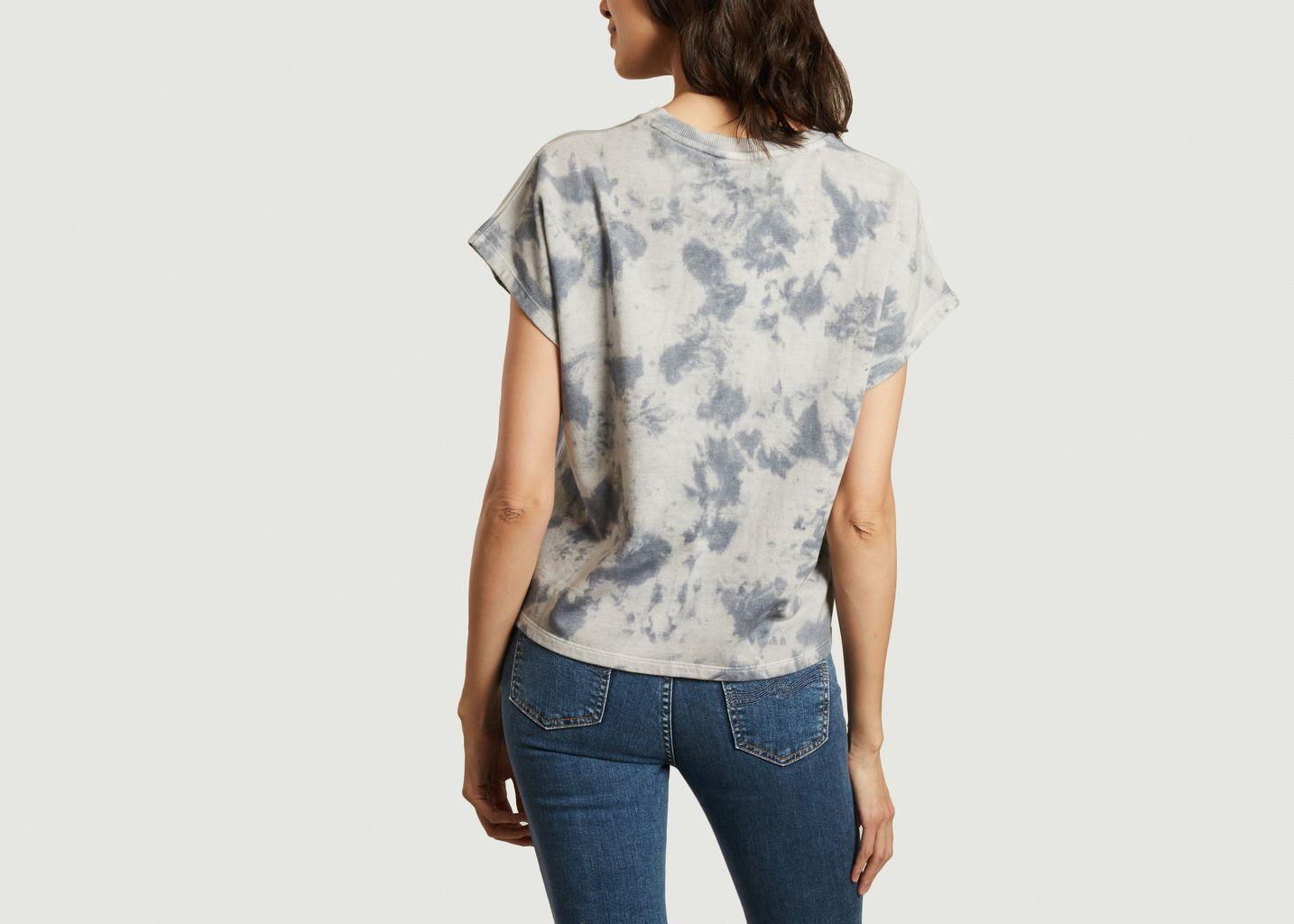 T-shirt Sam Tie & Dye  - Leon & Harper