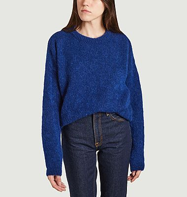 Pull col rond Naomie