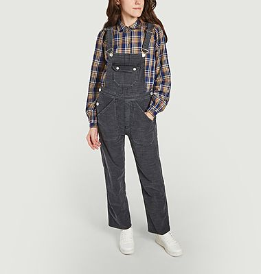 Oliday straight overalls