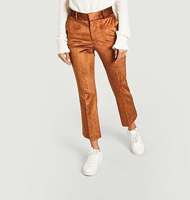 Pantalon en velours Papou