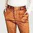matière Pantalon en velours Papou - Leon & Harper