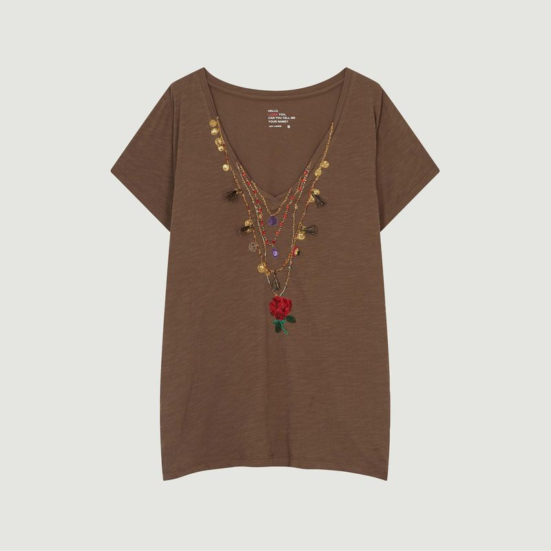 Tee-shirt Tonton - Leon & Harper