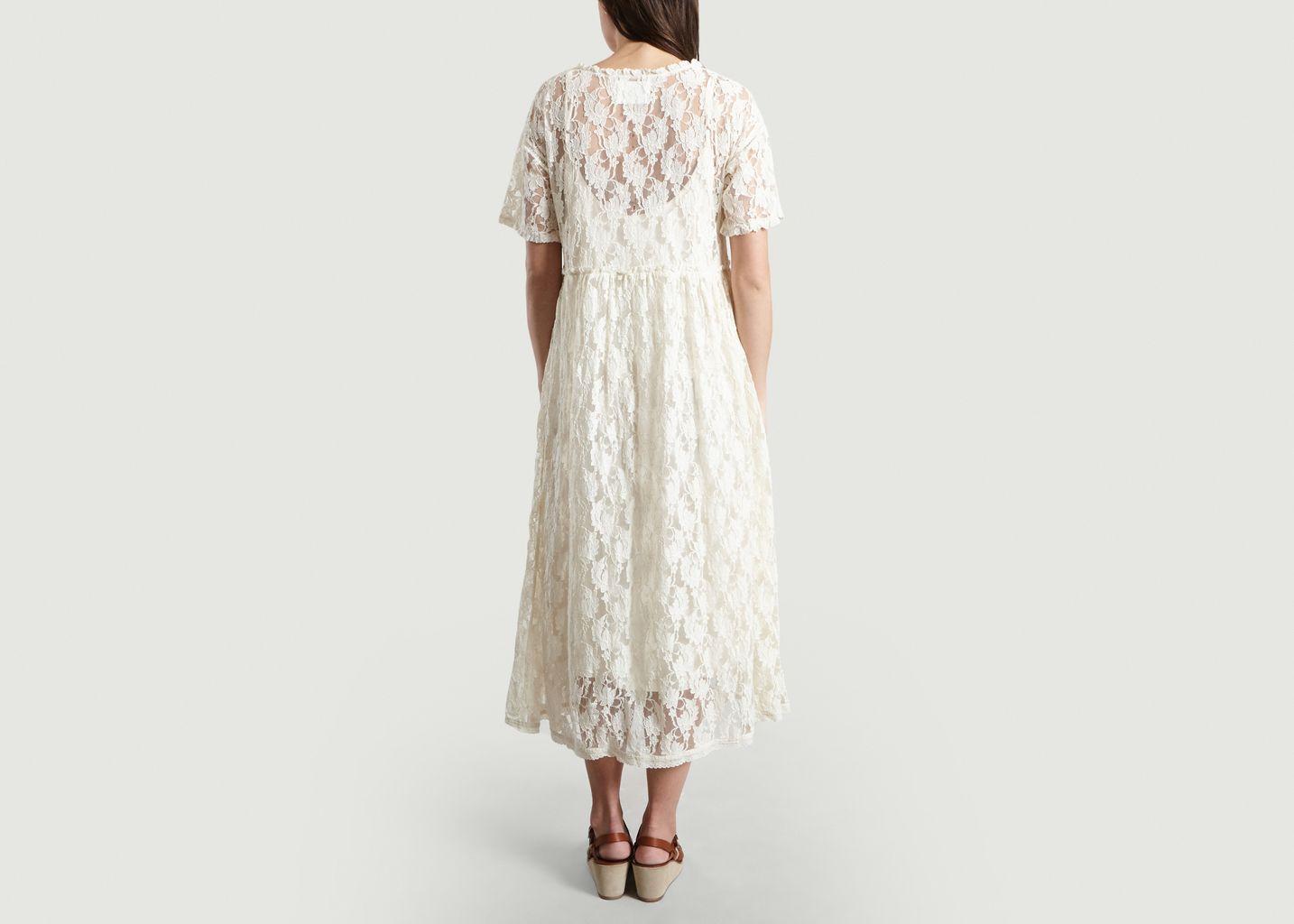 Robe Manches Courtes Roublard Lace - Leon & Harper
