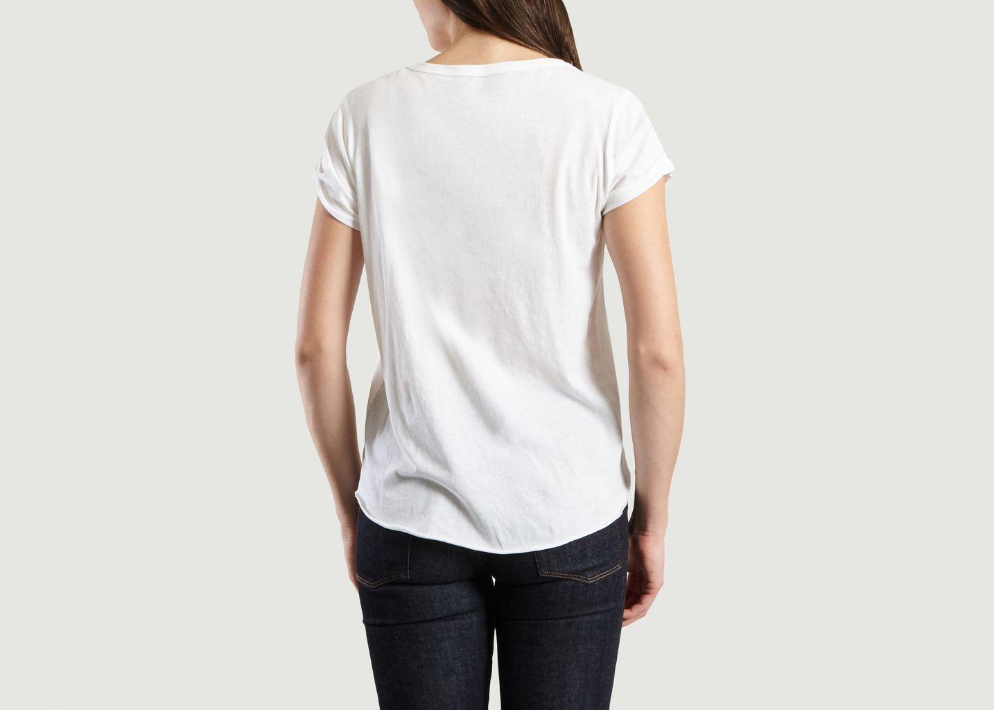 T-Shirt Print Vahiné Tova - Leon & Harper
