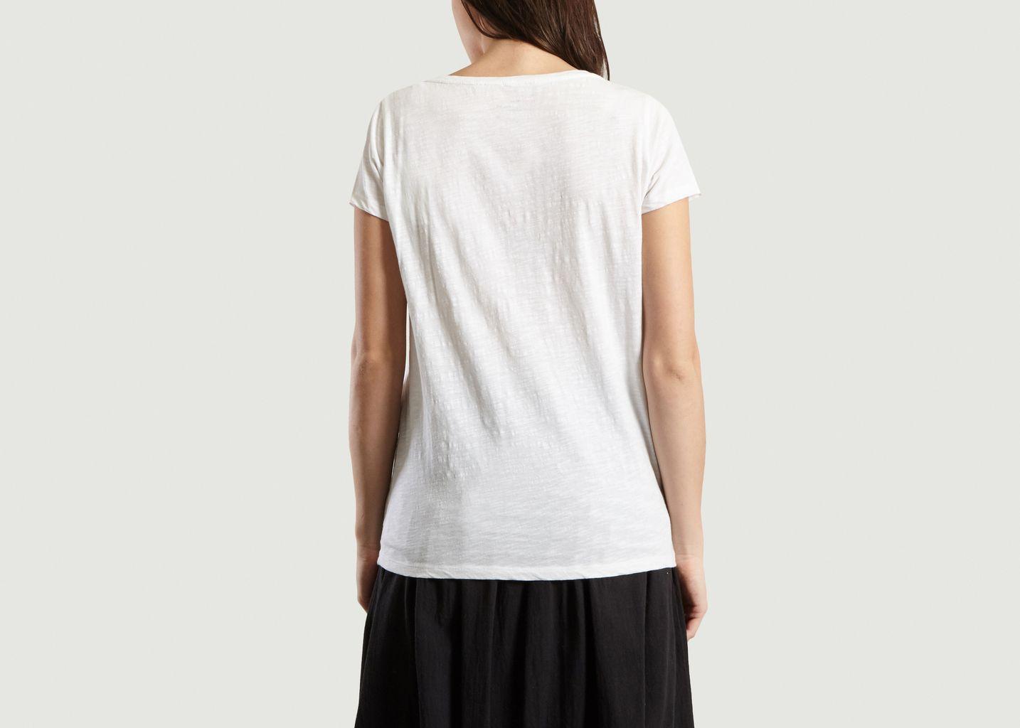 T-Shirt A Broderies Tonton Spring - Leon & Harper