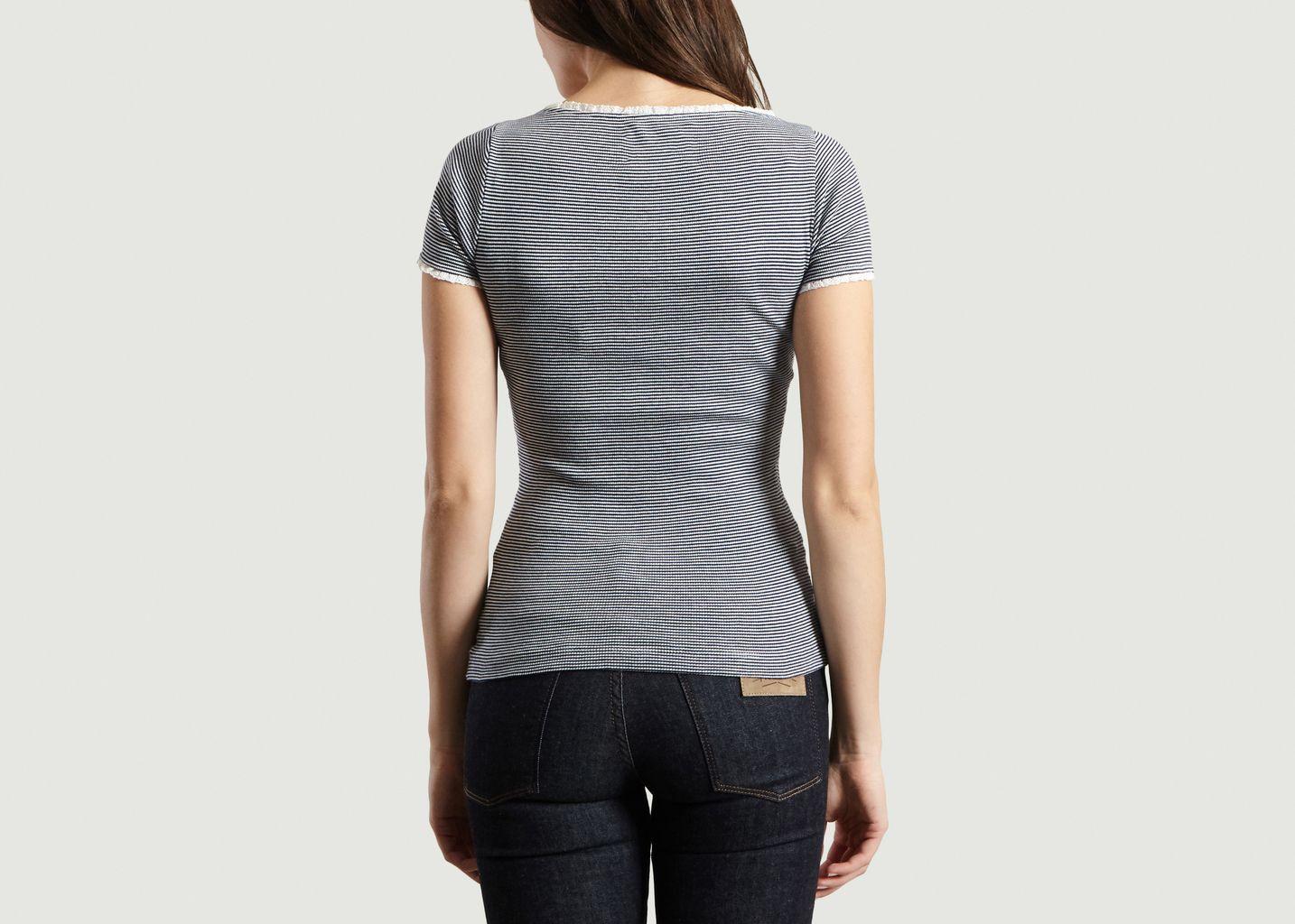 T-Shirt Rayé Tango - Leon & Harper