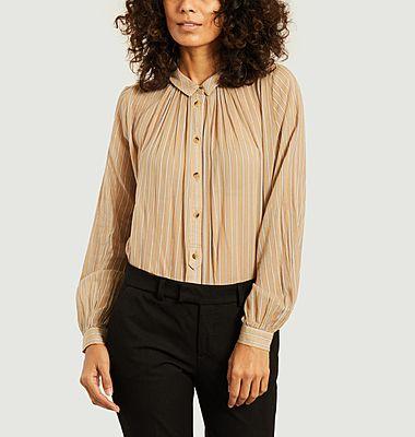 Constance striped shirt