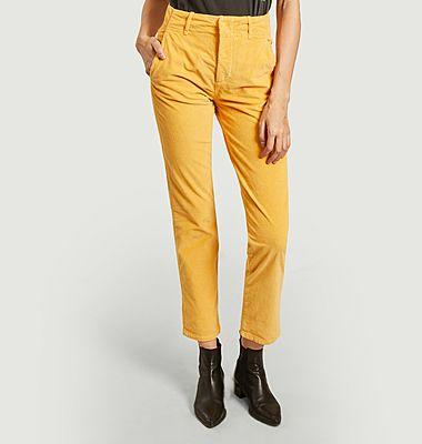 Pantalon en velours côtelé Poupée