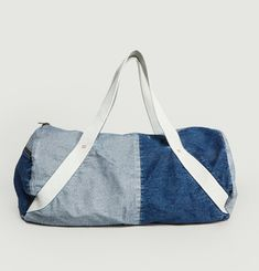 Sac Polochon En Denim Coach