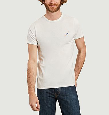 T-shirt Yann nageur