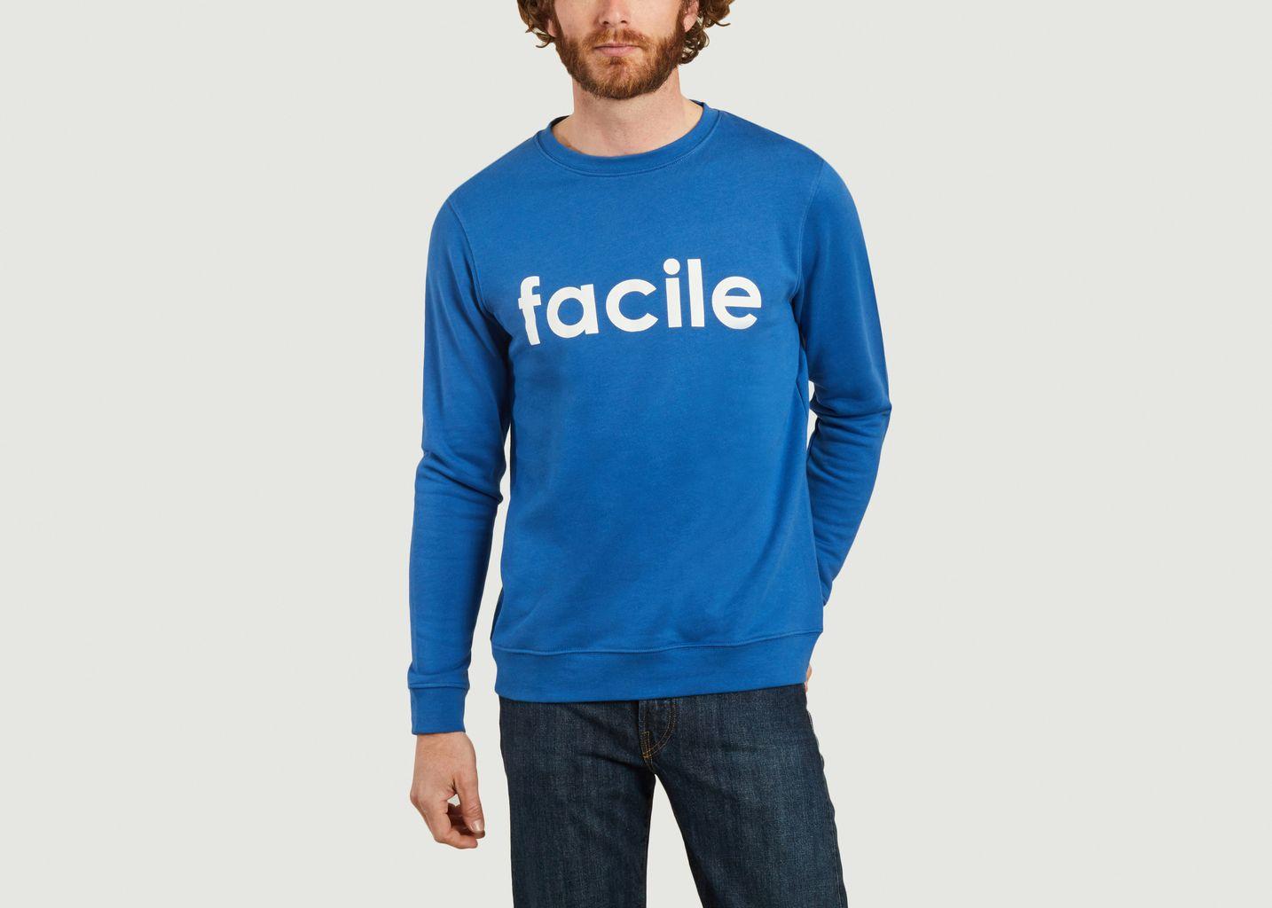 Sweatshirt Ben  - Les Garçons Faciles