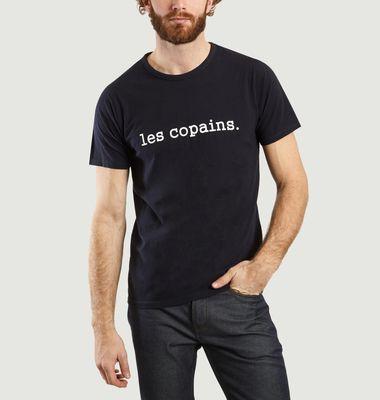 T-shirt à lettrage Yann Moody