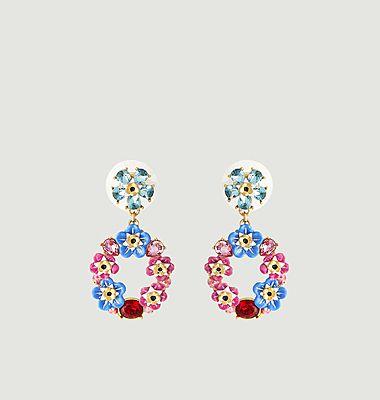 Boucles d'oreilles Beautés Miniatures