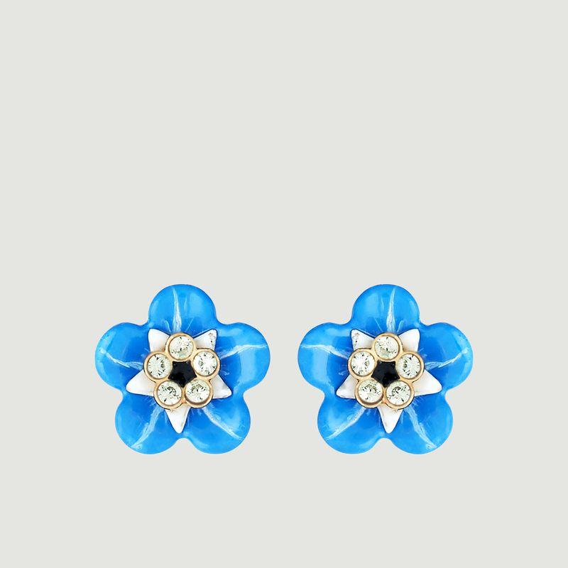 Boucles d'oreilles Beautés Miniatures - Les Néréides