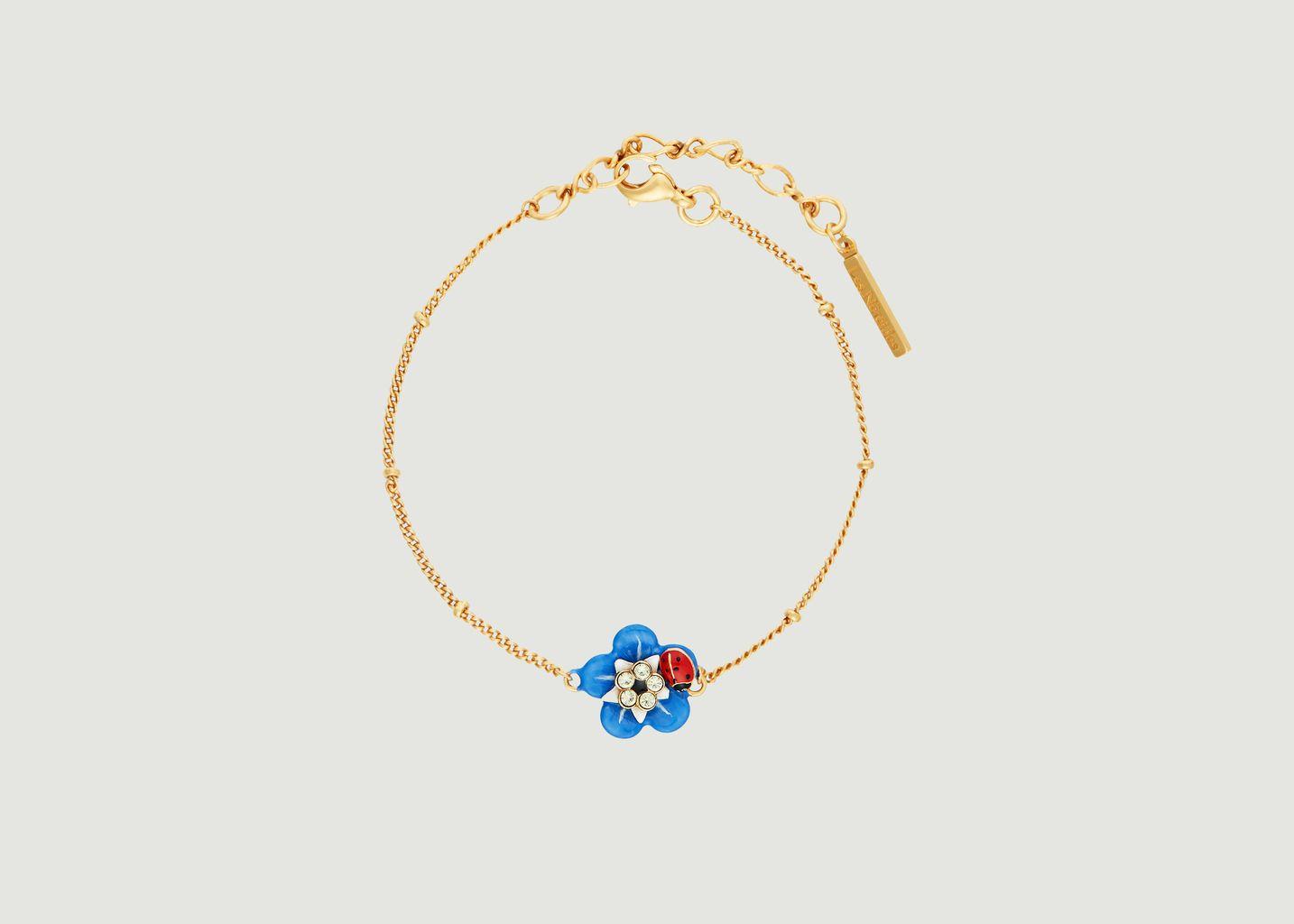 Bracelet fin Beautés Miniatures - Les Néréides