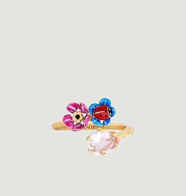 Bague ajustable Beautés Miniatures