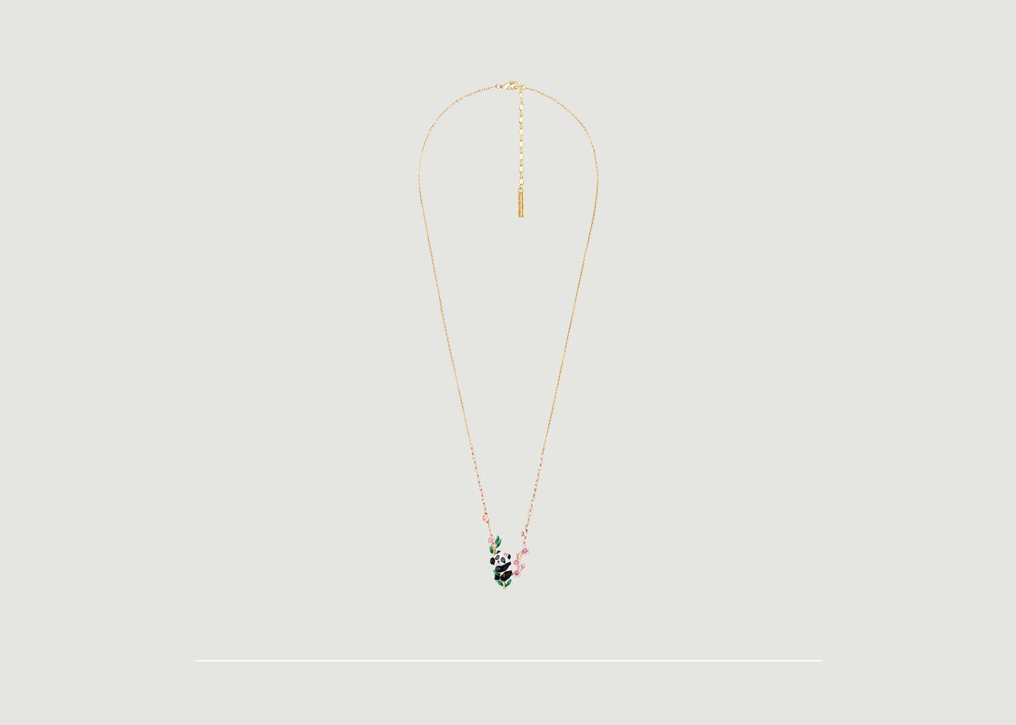 Collier Fleur de Bambou - Les Néréides