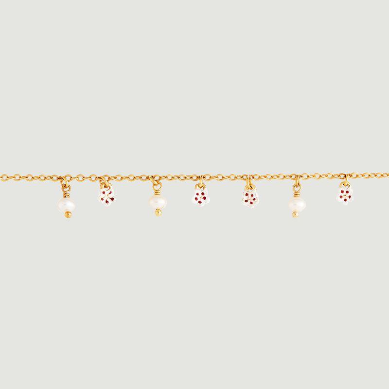 Bracelet fin Hanami - Les Néréides