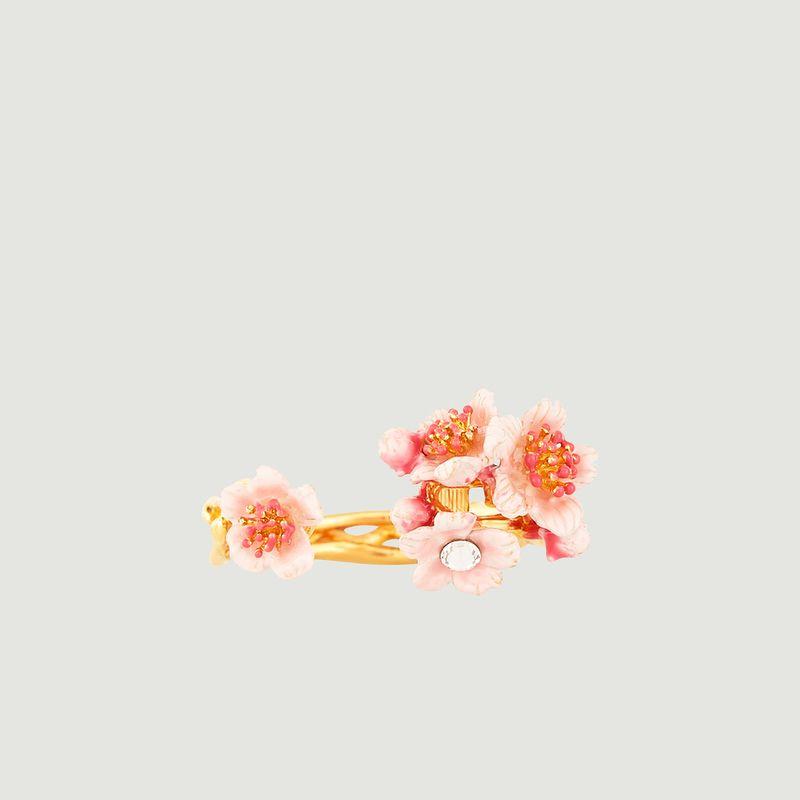 Bague ajustable Hanami - Les Néréides