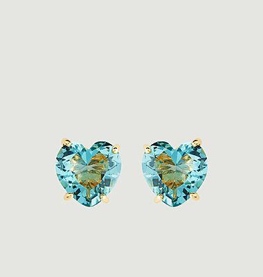 Boucles d'oreilles La Diamantine