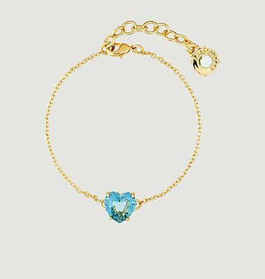 Bracelet La Diamantine Coeur