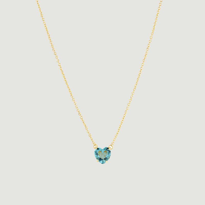 Collier La Diamantine Coeur - Les Néréides