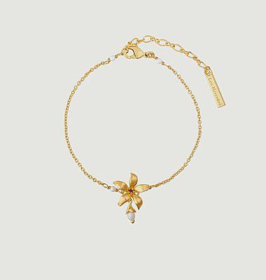 Bracelet fin Jasmin Étoilé