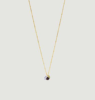 Collier pendentif Petite Glycine