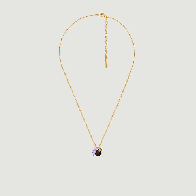 Collier pendentif Petite Glycine - Les Néréides