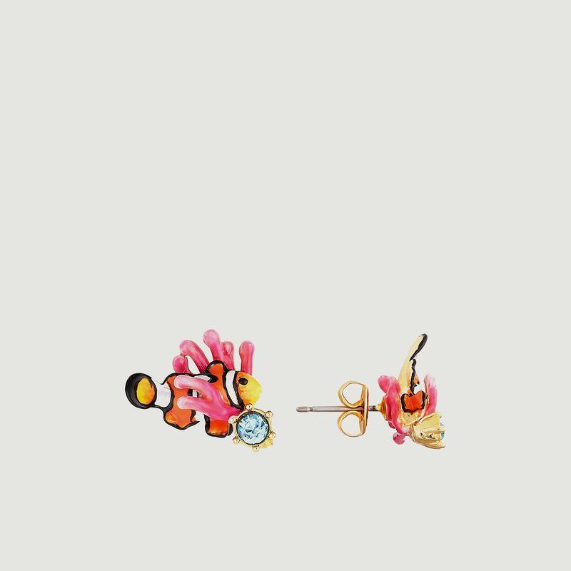 Boucles d'Oreille Le Grand Large - Les Néréides