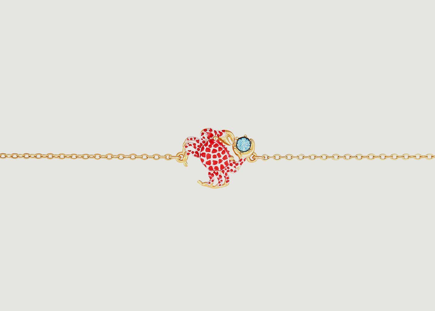 Bracelet crabe Le Grand Large - Les Néréides