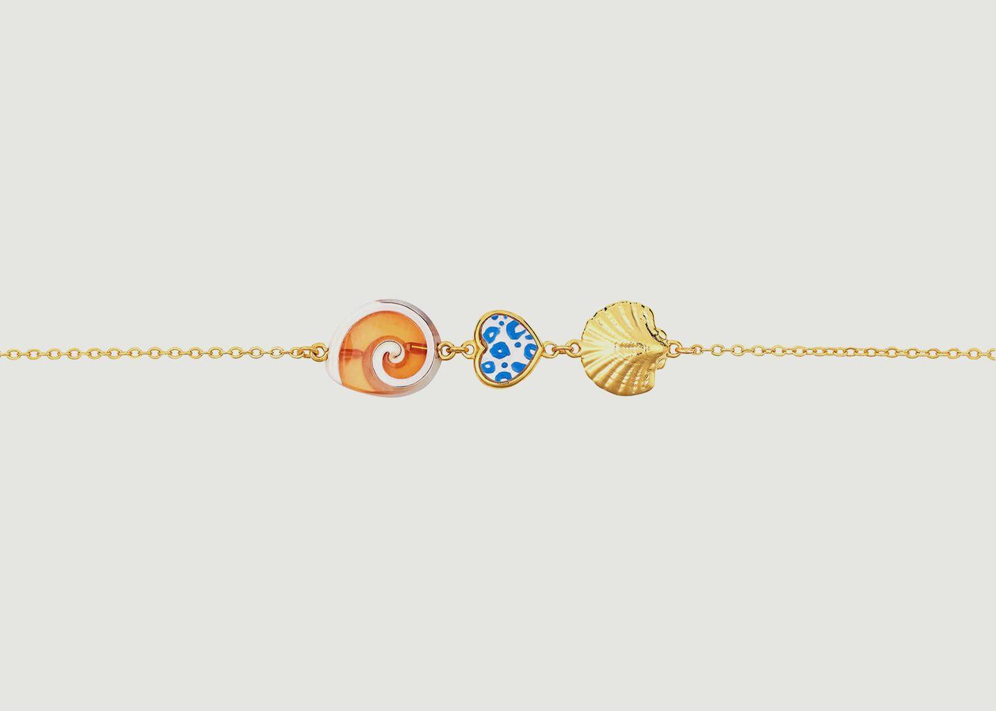 Bracelet Fin Le Grand Large - Les Néréides