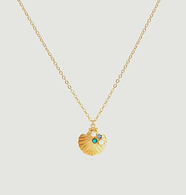 Collier Coquillage Crabe Le Grand Large