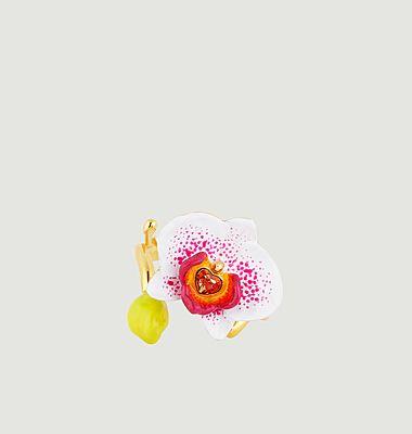 Bague Rêves d'Orchidées