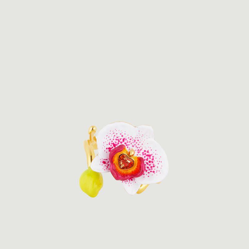 Bague Rêves d'Orchidées - Les Néréides